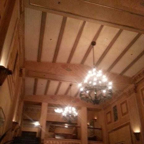 Stanford lobby