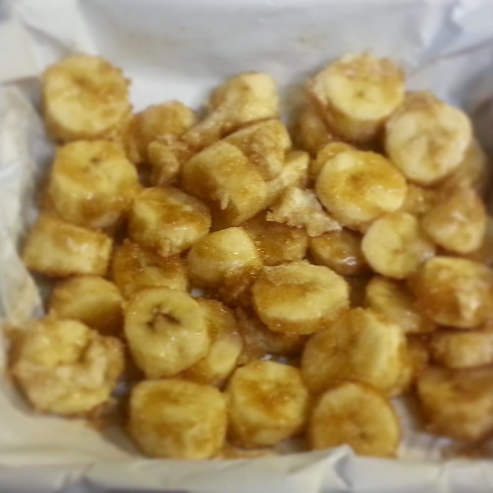 Curried Banana & Toasted Cashew Ice Cream (4/6)